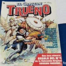 Tebeos: REVISTA EL CAPITAN TRUENO Nº 9 - AÑO 1986 - BRUGUERA. Lote 276207918