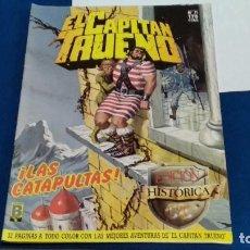 Tebeos: REVISTA EL CAPITÁN TRUENO Nº 71 - EDICIÓN HISTÓRICA - EDICIONES B 1987. Lote 276209593