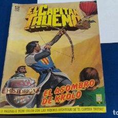 Tebeos: REVISTA EL CAPITÁN TRUENO Nº 68 - EDICIÓN HISTÓRICA - EDICIONES B 1987. Lote 276209923