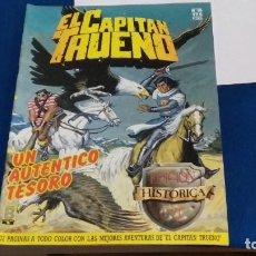 Tebeos: REVISTA EL CAPITÁN TRUENO Nº 66 - EDICIÓN HISTÓRICA - EDICIONES B 1987. Lote 276210208