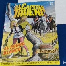 Tebeos: REVISTA EL CAPITÁN TRUENO Nº 65 - EDICIÓN HISTÓRICA - EDICIONES B 1987. Lote 276210343