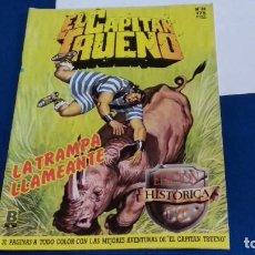 Tebeos: REVISTA EL CAPITÁN TRUENO Nº 60 - EDICIÓN HISTÓRICA - EDICIONES B 1987. Lote 276210973
