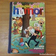 BDs: MAGOS DEL HUMOR XIX 19 MORTADELO Y FILEMON. BRUGUERA 1974 TAPA DURA. Lote 276237623