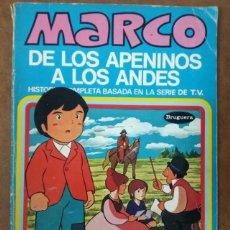 BDs: MARCO DE LOS APENINOS A LOS ANDES Nº 8 - BRUGUERA - SUB02M. Lote 276337553