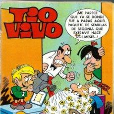 Tebeos: TIO VIVO EXTRA DE PRIMAVERA 1970 - BRUGUERA - ORIGINAL. Lote 276406593