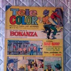 Tebeos: TELE COLOR Nº 195 BRUGUERA DIFÍCIL. Lote 276532563