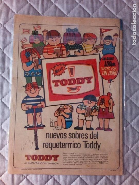 Tebeos: Tele Color Nº 185 BRUGUERA MUY DIFÍCIL - Foto 2 - 276533693