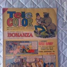Tebeos: TELE COLOR Nº 186 BRUGUERA. Lote 276534003