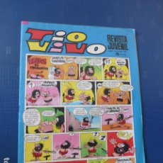 Tebeos: TIO VIVO Nº 501 DE BRUGUERA. Lote 276547103