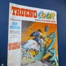 Tebeos: COMIC TRUENO COLOR Nº 12 DE BRUGUERA. Lote 276581918