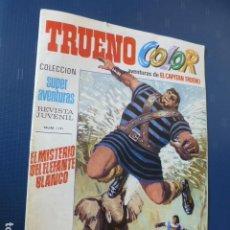 Tebeos: COMIC TRUENO COLOR Nº 34 DE BRUGUERA. Lote 276582018