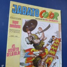 Tebeos: COMIC JABATO COLOR Nº 126 DE BRUGUERA. Lote 276582463