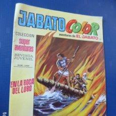 Tebeos: COMIC JABATO COLOR Nº 127 DE BRUGUERA. Lote 276582523