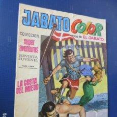 Tebeos: COMIC JABATO COLOR Nº 52 DE BRUGUERA. Lote 276582628