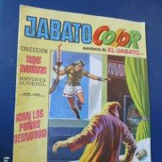 Tebeos: COMIC JABATO COLOR Nº 124 DE BRUGUERA. Lote 276582643
