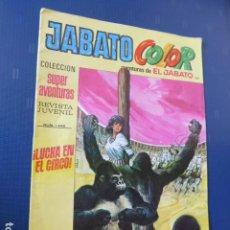 BDs: COMIC JABATO COLOR Nº 133 DE BRUGUERA. Lote 276582678