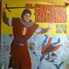 Tebeos: COMIC CAPITAN TRUENO ALBUM GIGANTE Nº 60 DE BRUGUERA. Lote 276615138