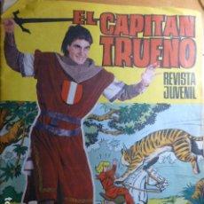 Tebeos: COMIC CAPITAN TRUENO ALBUM GIGANTE Nº 59 DE BRUGUERA. Lote 276615233