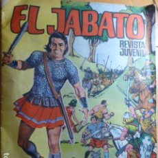 Tebeos: COMIC EL JABATO ALBUM GIGANTE Nº 38 DE BRUGUERA. Lote 276615353