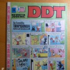 Livros de Banda Desenhada: COMIC DDT Nº 96 DE BRUGUERA. Lote 276615843