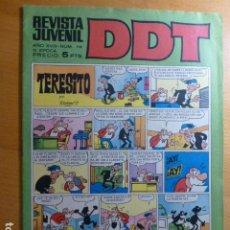 Tebeos: COMIC DDT Nº 118 DE BRUGUERA. Lote 276615963