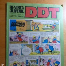 Tebeos: COMIC DDT Nº 117 DE BRUGUERA. Lote 276615973