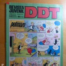 Tebeos: COMIC DDT Nº 173 DE BRUGUERA. Lote 276616218