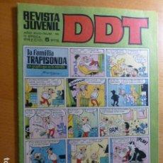 Tebeos: COMIC DDT Nº 105 DE BRUGUERA. Lote 276616268