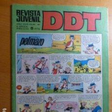 BDs: COMIC DDT Nº 108 DE BRUGUERA. Lote 276616293