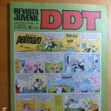 Tebeos: COMIC DDT Nº 107 DE BRUGUERA. Lote 276616323