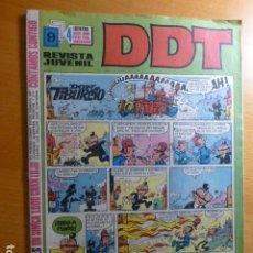 Tebeos: COMIC DDT Nº 79 DE BRUGUERA. Lote 276616343