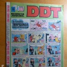 Tebeos: COMIC DDT Nº 97 DE BRUGUERA. Lote 276616368