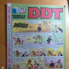 Tebeos: COMIC DDT Nº 89 DE BRUGUERA. Lote 276616383