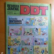 Tebeos: COMIC DDT Nº 112 DE BRUGUERA. Lote 276616408
