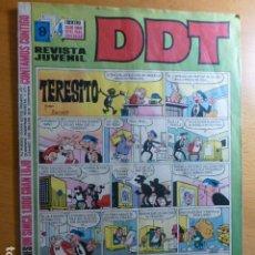 Tebeos: COMIC DDT Nº 82 DE BRUGUERA. Lote 276616508