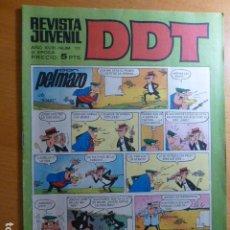 Tebeos: COMIC DDT Nº 113 DE BRUGUERA. Lote 276616523