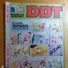 Tebeos: COMIC DDT Nº 98 DE BRUGUERA. Lote 276616563