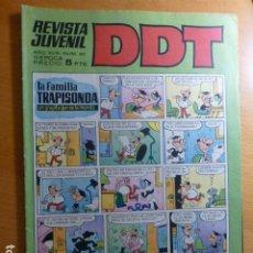 Tebeos: COMIC DDT Nº 103 DE BRUGUERA. Lote 276616578