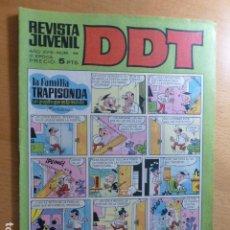 Tebeos: COMIC DDT Nº 106 DE BRUGUERA. Lote 276616643