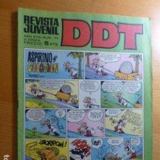 Tebeos: COMIC DDT Nº 110 DE BRUGUERA. Lote 276616663