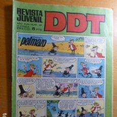 Tebeos: COMIC DDT Nº 109 DE BRUGUERA. Lote 276616693