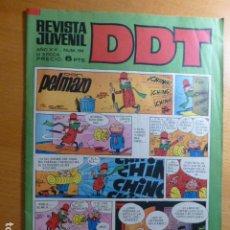 BDs: COMIC DDT Nº 196 DE BRUGUERA. Lote 276616713