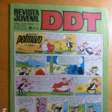 BDs: COMIC DDT Nº 114 DE BRUGUERA. Lote 276616778