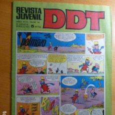 Tebeos: COMIC DDT Nº 141 DE BRUGUERA. Lote 276617288