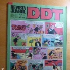 Tebeos: COMIC DDT Nº 180 DE BRUGUERA. Lote 276617328
