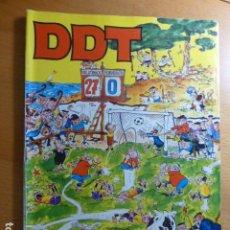 BDs: COMIC DDT EXTRA DE VERANO 1969 DE BRUGUERA. Lote 276617463