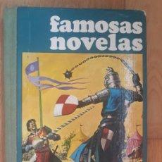 Tebeos: FAMOSAS NOVELAS BRUGUERA TOMO Nº II 2 1ª PRIMERA EDICIÓN 1972. Lote 276721053