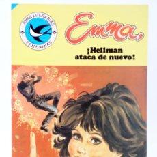 Tebeos: JOYAS LITERARIAS FEMENINAS 101. EMMA. ¡HELLMAN ATACA DE NUEVO!. BRUGUERA, 1984. OFRT. Lote 276908023