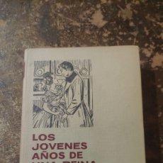 Tebeos: COLECCIÓN HISTORIAS SELECCIÓN N° 8: LOS JÓVENES AÑOS DE UNA REINA (BRUGUERA). Lote 276925513