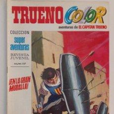 BDs: TRUENO COLOR Nº5. Lote 276962023